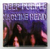 Deep Purple - 'Machine Head' Square Badge